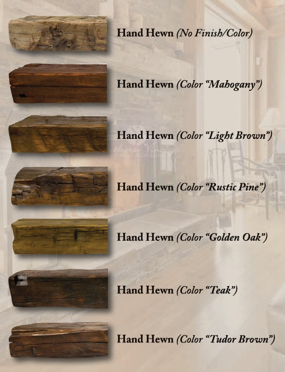 Hand Hewn Colors